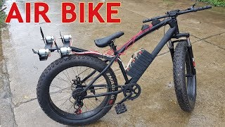 Download Build a Air Bike at home - with v4 775 Motor Video