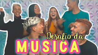 Download Desafio:1 palavra 1 música Video
