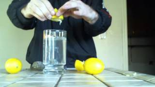 Download LEMON BAKING SODA WATER Video