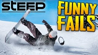 Download STEEP | FAILS, FUNNY MOMENTS & EPIC TRICKS Compilation | 2k 60fps Video