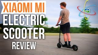Download Xiaomi Mi Electric Scooter Review Video