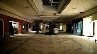 Download ABANDONED MALL with power (found creepy statues) Video