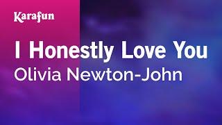 Download Karaoke I Honestly Love You - Olivia Newton-John * Video