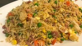 Download How To Make Chinese Fried Rice Video