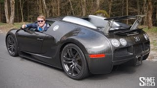 Download THIS is the Craziest Veyron EVER! Mansory LINEA Vincero Video