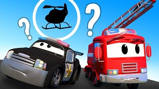 Download Car Patrol - Where is Hector ? - Car City ! Police Cars and fire Trucks for kids Video