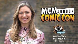 Download MCM London Comic Con ( 2018) Video