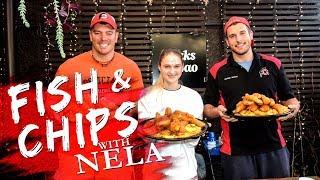 Download 2kg Fish & Chips in New Zealand w/ Nela Zisser!! Video