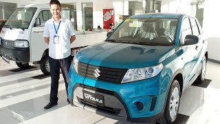Download 2019 Suzuki Vitara GL Philippines | Exterior and Interior Full Review 2018 Video