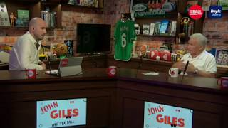 Download John Giles previews today's World Cup Final Video