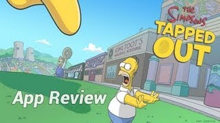 Download App Review: The Simpsons Tapped Out Video