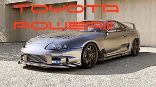 Download Toyota Supras VS The World Video