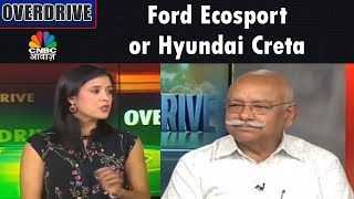 Download Ford Ecosport or Hyundai Creta: Which Car is Better? | Tutu Dhawan Advices | Awaaz Overdrive Video