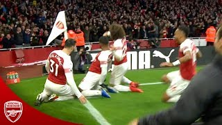 Download Arsenal 2018/19 - Football's Greatest Entertainment Video