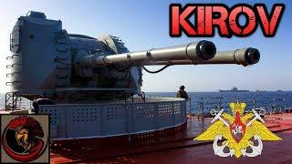Download Russia's Kirov Class Battle Cruiser | MEGA SHIP Video