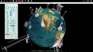 Download 1/03/2017 - Large M7.3 (M7.2) earthquake strikes West Pacific - EQ forecast direct hit Video