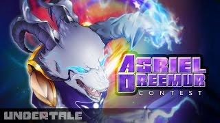 Download GOD Asriel Dreemurr - Undertale Speedpaint Video