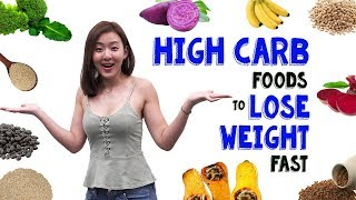 Download 11 Carbs You Should Be Eating to Lose Weight FAST | Joanna Soh Video