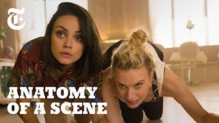 Download Watch Mila Kunis and Kate McKinnon Steal a Car in 'The Spy Who Dumped Me' | Anatomy of a Scene Video