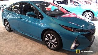 Download 2017 Toyota Prius Prime Plug-In-Hybrid - Exterior and Interior Walkaround - 2016 New York Auto Show Video