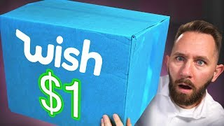 Download We Bought 10 Products On Wish for ONLY $1! Video