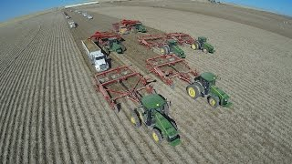 Download 16 row Potato Harvest with John Deere and Spudnik Video