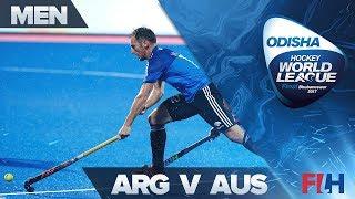 Download Argentina v Australia Final Highlights - Odisha Men's Hockey World League Final - Bhubaneswar, India Video