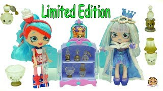 Download Limited Edition Shopkins Happy Places Petkins Surprise Blind Bags with Shoppies Doll Gemma Stone Video
