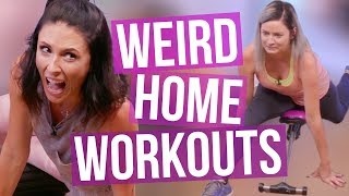 Download Weirdest At-Home Workouts (Beauty Break) Video