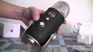 Download Blue Yeti Pro Microphone Unboxing and Test Video