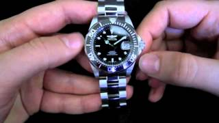Download Invicta Pro Diver 8926 Watch Review Video