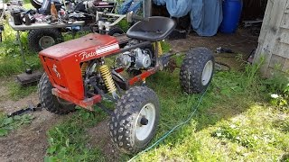 Download Mini Offroad Mower Build #5 Video