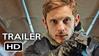 Download 6 Days Official Trailer #2 (2017) Jamie Bell, Abbie Cornish Action Movie HD Video