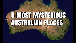Download 5 MOST MYSTERIOUS AUSTRALIAN PLACES Video