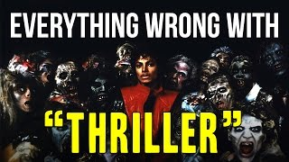 Download Everything Wrong With Michael Jackson - ″Thriller″ Video
