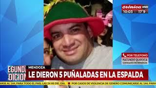 Download Se entregó el sospechoso del femicidio en Mendoza Video