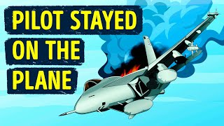 Download A Plane Lost One Wing So a Pilot Decided to Do This Video