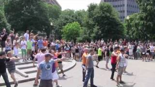 Download Flash Mob Mamma Mia Dupont Circle Video