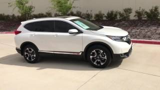 Download 2017 Honda CR-V Touring Video