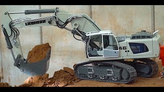 Download RC TRUCK ACTION WITH EXCAVATOR AND TIPPER - ScaleART Video