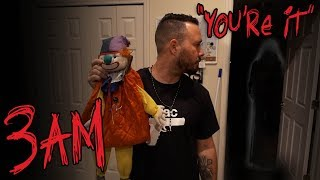 Download HAUNTED CLOWN DOLL ONE MAN HIDE AND SEEK Video