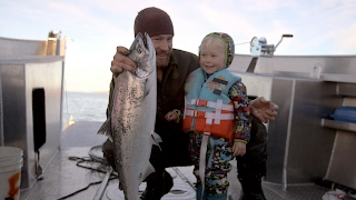 Download This Frontier Family Is Fishing For Child-Size Salmon | Alaska: The Last Frontier Video