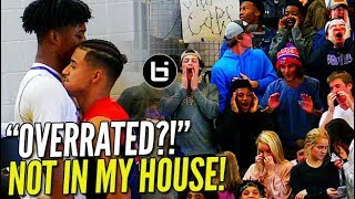 Download ″OVERRATED?!″ Julian Newman vs UNDEFEATED Host School; SOLD OUT Crowd! Video
