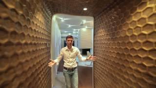 Download Future Interior Design - Алые Паруса - Футуристическая квартира дизайн интерьера - обзор Video