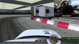 Download rFactor: Drifting in Tokyo Drift Parking Garage (900 Degree + Onboard) Video