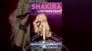 Download Shakira: Live from Paris Video
