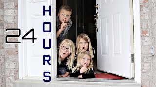 Download SNUCK INTO GRANDMA'S HOUSE FOR 24 HOURS! Video