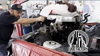 Download THE SKID FACTORY - RB30E+T Holden VL Commodore [EP7] Video