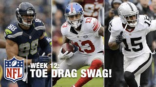 Download Toe Drag Swag (Week 12) | Jimmy Graham, Michael Crabtree & Odell Beckham Jr.! | NFL Video