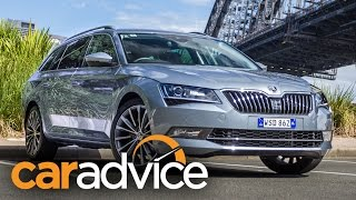 Download 2016 Skoda Superb Wagon Review Video